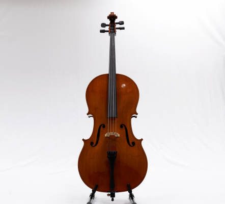 SCHOENBACH 40/7 4/4 STEP UP FLAMED CELLO
