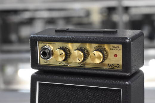 Store Special Product - Micro Amp Half Stack - Black
