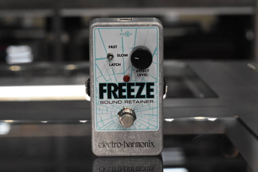 Freeze Sound Retainer Pedal