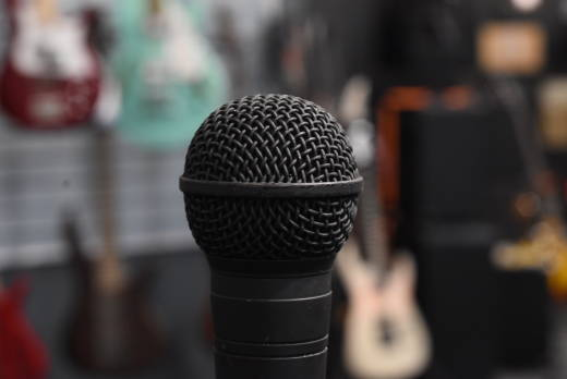 Dynamic Hand Held Microphone