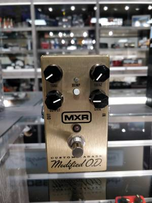 Dunlop MXR Badass Modified Overdrive Pedal