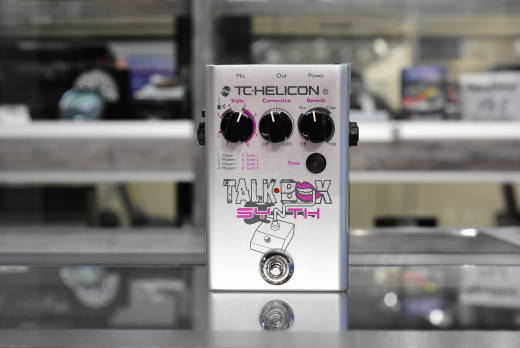 Talkbox Synth - Guitar Talkbox Effects and Vocal Tone Pedal
