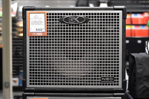 Lightweight Bass Cab 400 Watts 1 x 15-Inch