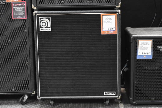 Store Special Product - SVT410HE - 4x10 Bass Cab with Horn