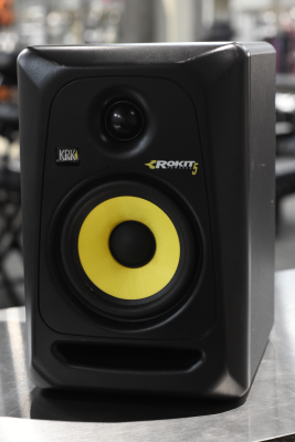 Rokit Powered Generation 3 Studio Monitor - 5 inch