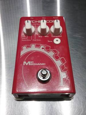 TC MIC MECHANIC VOCAL FX & PITCH CORR. PEDAL