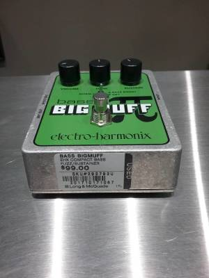 Store Special Product - Electro-Harmonix Bass Big Muff