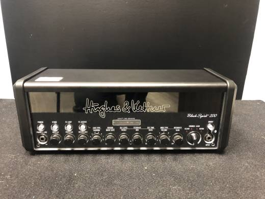 Black Spirit 200 Guitar Head
