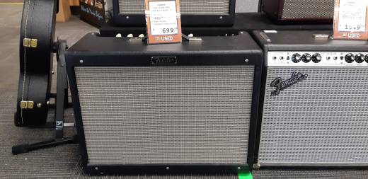Hot Rod Deluxe IV 40W 1x12 Tube Combo Amplifier - Black