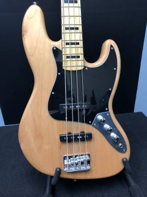 Vintage Modified Jazz Bass '70s - Natural