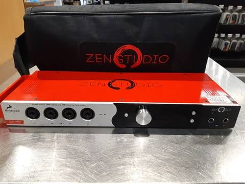 Zen Studio 24/192 20-In/16 Out USB 2.0 Audio Interface