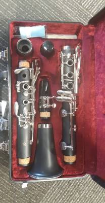 Student Bb Clarinet ABS Matte w/ Adjustable Thumb Rest