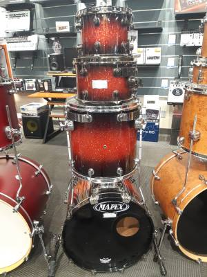 Mapex Saturn Shell Pack