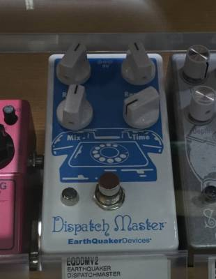 Dispatch Master Delay/Reverb Pedal