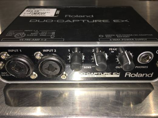 Store Special Product - ROLAND DUO CAPTURE