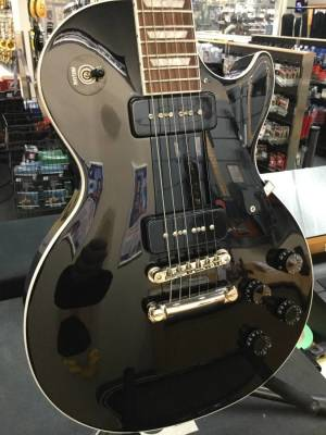 Store Special Product - Gibson 2018 Les Paul Classic - Ebony