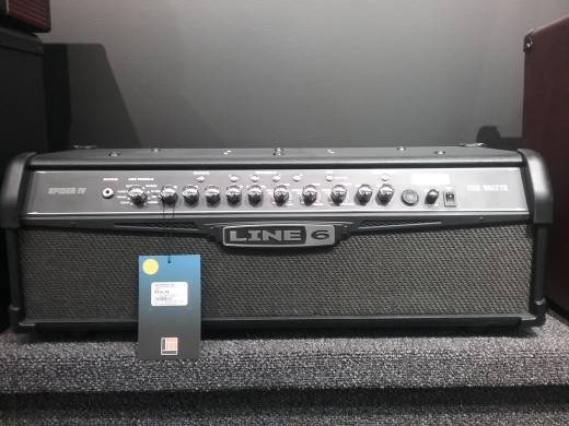 Line 6 Spider IV MK II 150 Watt Head
