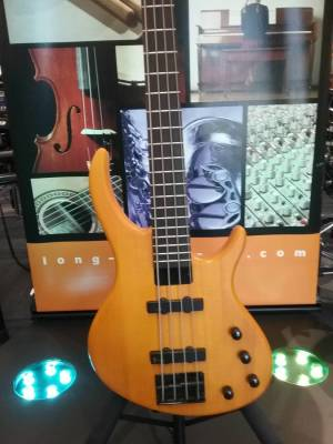 Store Special Product - Toby Deluxe IV 4--String Bass - Translucent Amber