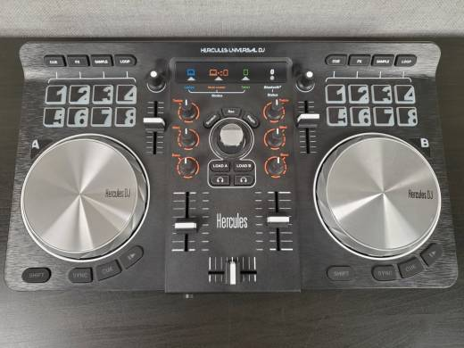 Store Special Product - Hercules - UNIVERSAL DJ