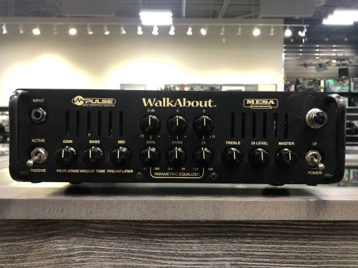 Mesa Boogie Walkabout Head