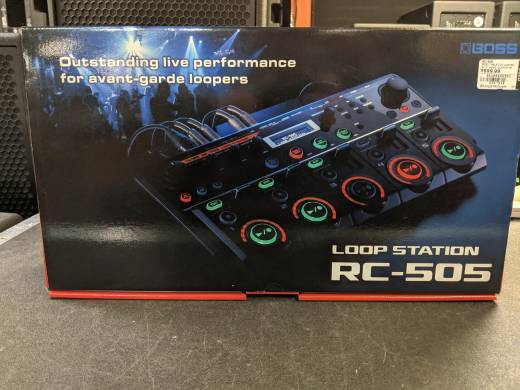 Store Special Product - Table Top Looper w/Effects