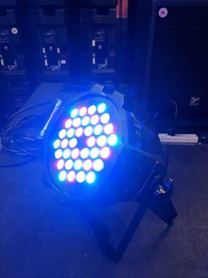 Store Special Product - Compact LED RGB PAR56 Light Can w/DMX