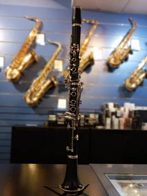 R13 Green LinE Professional Bb Clarinet with Nickel Plated Keys