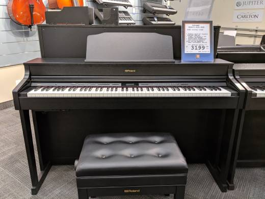 HP603 Digital Piano - Contemporary Black w/ Stand & Bench
