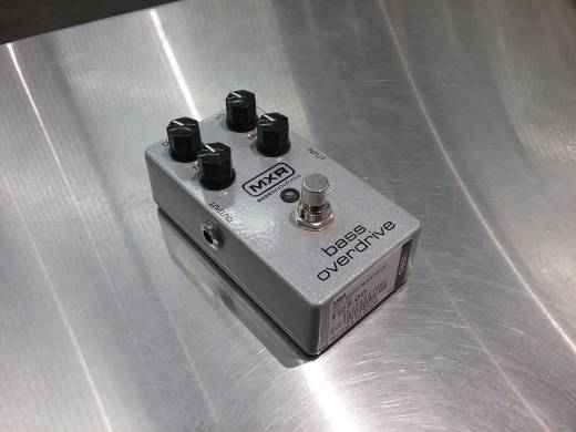 Store Special Product - Mxr Bass Overdrive Deluxe