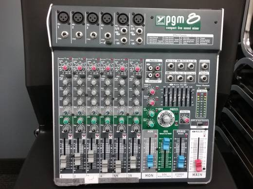 Yorkville 8-Channel Passive Mixer