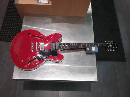 Store Special Product - Epiphone ES-335 Dot Semi-Hollow Body - Cherry
