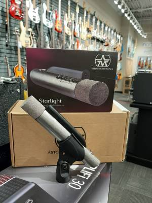Aston Starlight Laser-Point Microphone