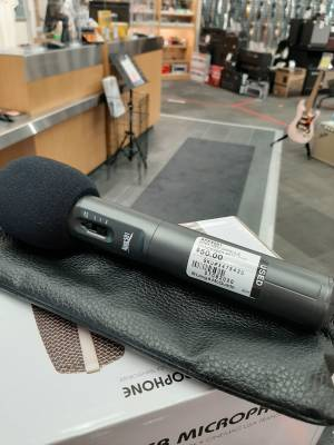 Apex Multi-Application Battery / Phantom Powered Condenser Microphone