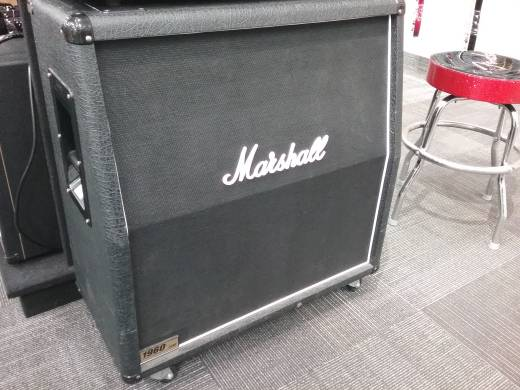 Store Special Product - Marshall 1960A - 4x12 Slant Cab