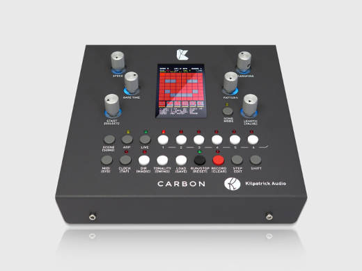 Kilpatrick Audio - CARBON sequencer