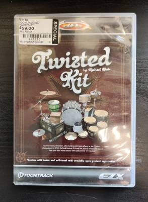 Toontrack - Twisted Kit
