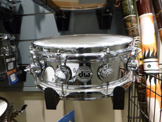 Chrome Over Brass True-Sonic Snare - 5x14''