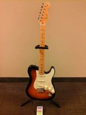 Fender 2018 Limited Edition Strat-Tele Hybrid - 2-Colour Sunburst