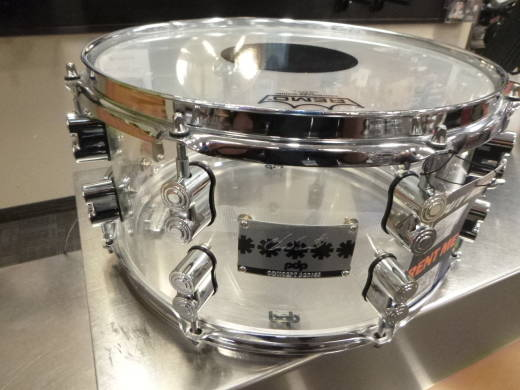 DW PACIFIC CHAD SMITH SNARE