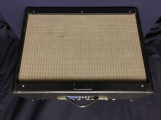 Store Special Product - GUITARS - FENDER - Hot Rod Deluxe IV 40W 1x12 Tube Combo Amplifier - Black