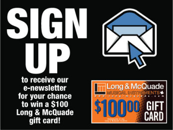 Sign up for our E-Newsletter for Your Chance to Win a $100 Gift Card!