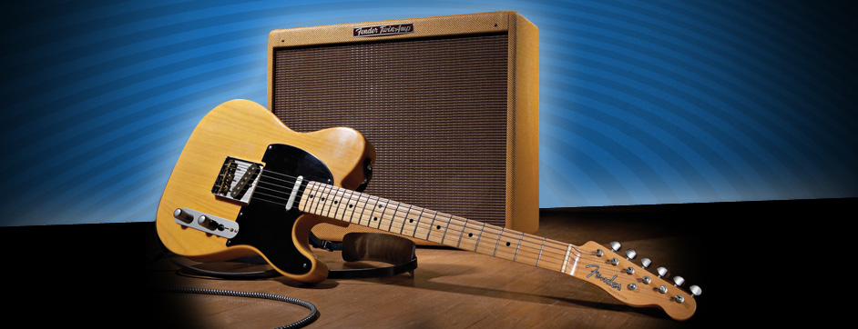 August is Fender Month at Long & McQuade!