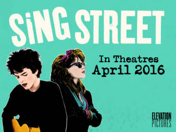 IN-STORE CONTEST: Win with Sing Street!