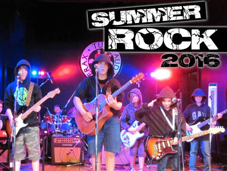 Summer Rocks Again in 2016! - Halifax, NS