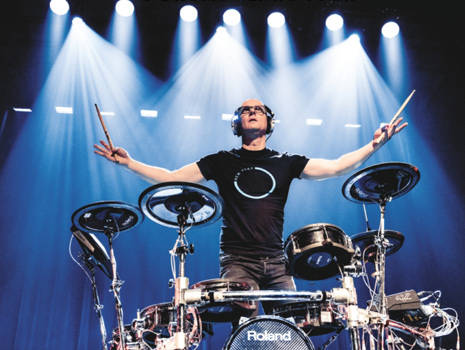 Push Your Drumming V-Drums Tour with Michael Schack - Various Locations