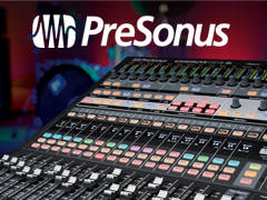 Presonus Recording Clinic - Toronto, ON