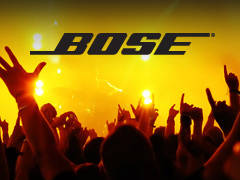 January Rental Special, All About Bose! - All Locations