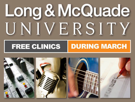 Long & McQuade University - Various Locations