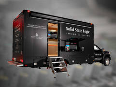 Solid State Logic is Coming to Toronto with Its Mobile Studio! - Toronto, ON