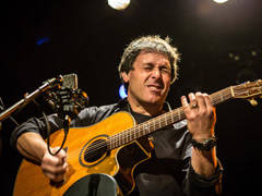 Join Guitarist Peppino D'Agostino In Store - Various Locations